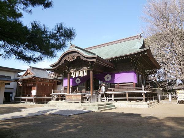 MAIN PHOTO:葛飾八幡宮
