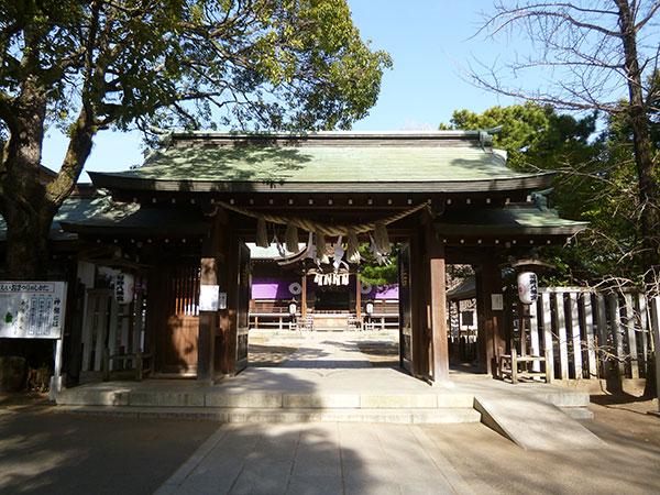 OTHER PHOTO:葛飾八幡宮