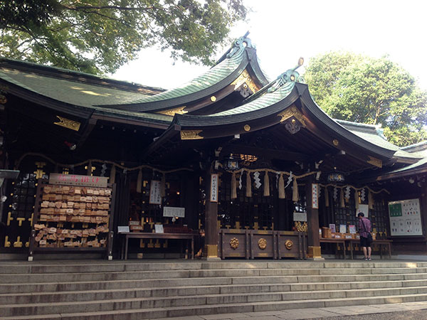 MAIN PHOTO:Kenmizaka shrine