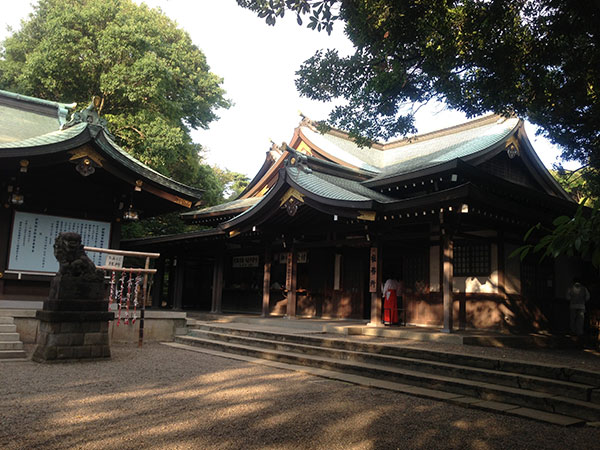 OTHER PHOTO:Kenmizaka shrine