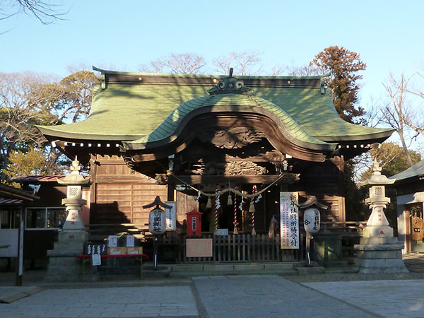 MAIN PHOTO:菊田神社