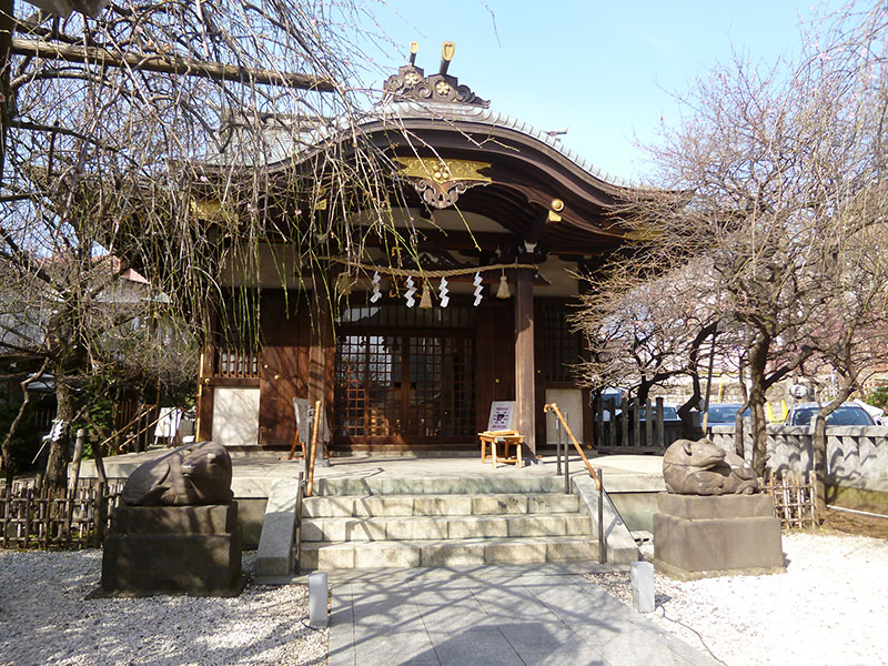 MAIN PHOTO:北野神社[牛天神]