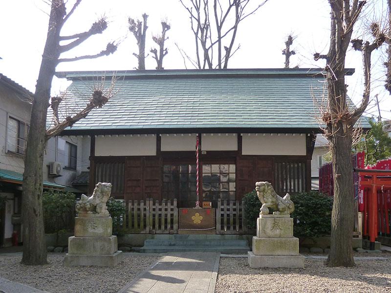 MAIN PHOTO:小石川諏訪神社