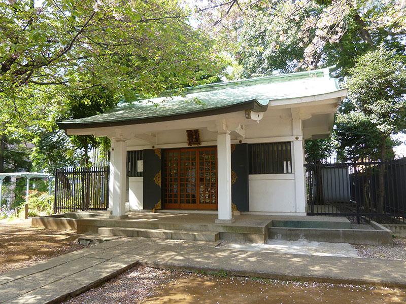 MAIN PHOTO:駒込富士神社