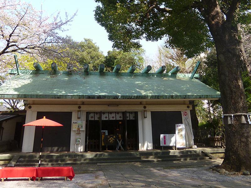 MAIN PHOTO:本駒込 天祖神社