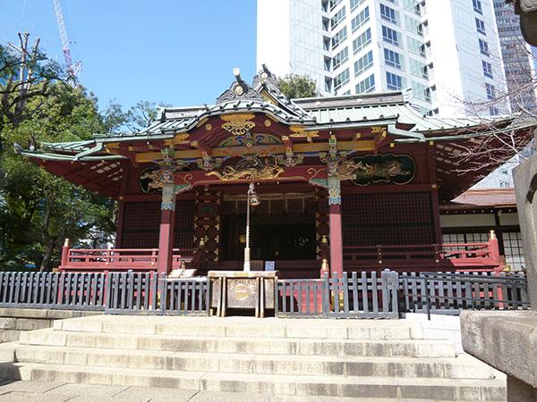 MAIN PHOTO:金王八幡宮