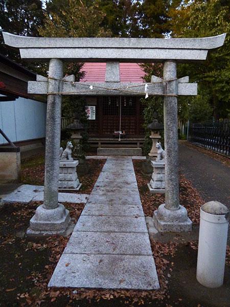 OTHER PHOTO:是政稲荷神社