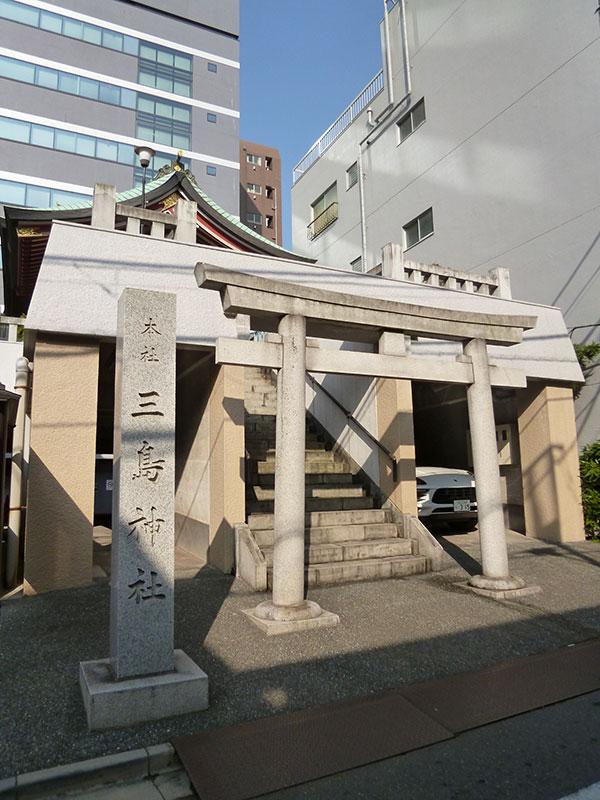 OTHER PHOTO:本社(寿)三島神社