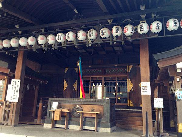PHOTO PRINCIPALE:Sanctuaire Kotohira ( Toranomon )
