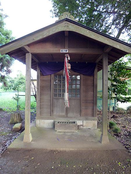 MAIN PHOTO:上高野 子安神社