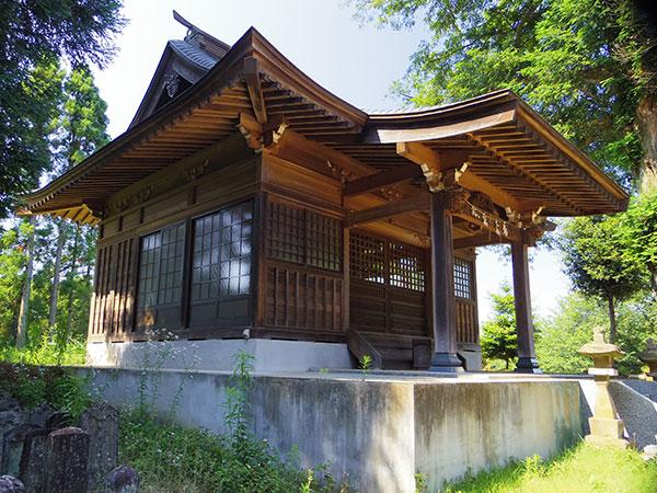 MAIN PHOTO:熊野神社(印西永福寺)