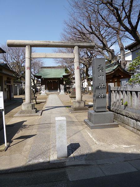 MAIN PHOTO:桑川神社