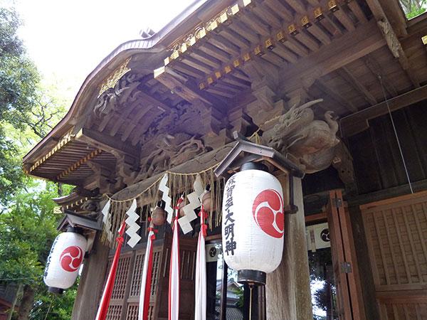 MAIN PHOTO:佐倉 麻賀多神社