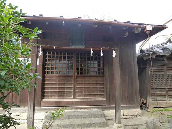 MAIN PHOTO:満足稲荷神社(千駄木)