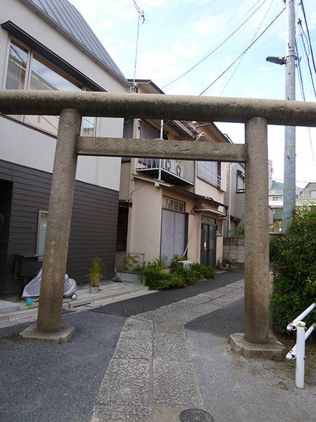 OTHER PHOTO:満足稲荷神社(千駄木)