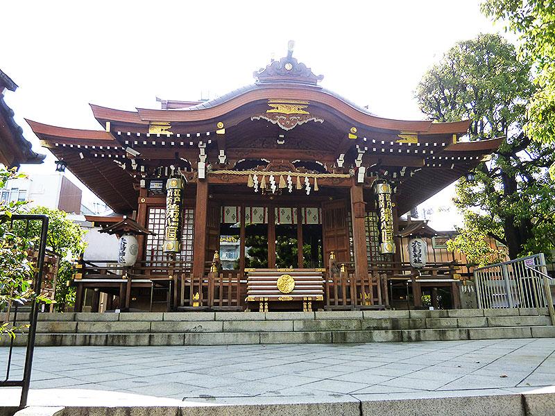 MAIN PHOTO:目黒 大鳥神社