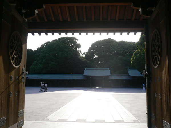 OTHER PHOTO:Meiji God 宫