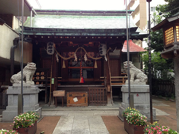 OTRA FOTO:Mikawa Inari Shrine