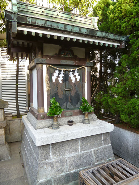MAIN PHOTO:三囲神社[銀座摂社]