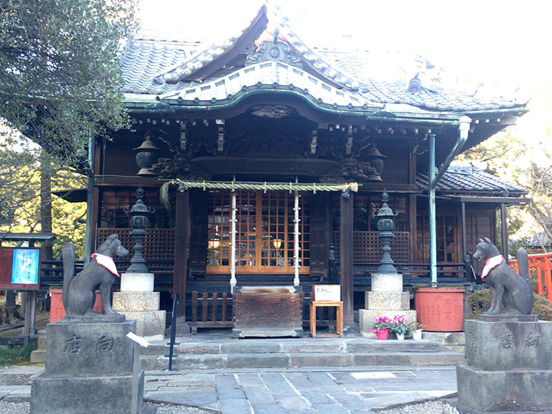 MAIN PHOTO:三囲神社