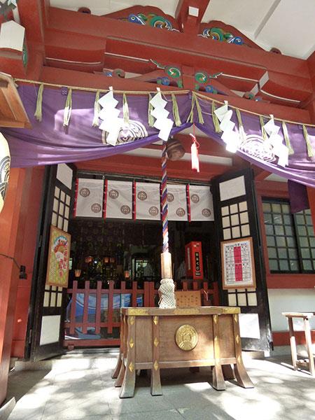 MAIN PHOTO:三崎稲荷神社