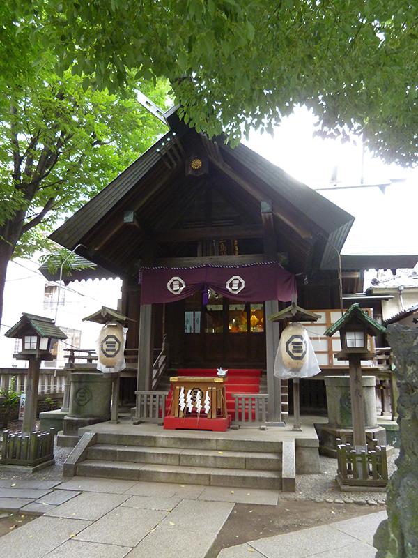 MAIN PHOTO:三島神社