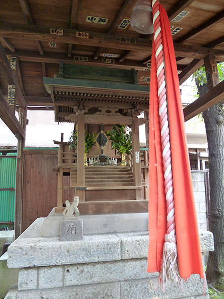 MAIN PHOTO:三穂道別稲荷神社