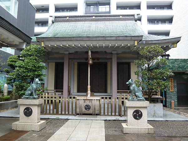 MAIN PHOTO:宮益御嶽神社
