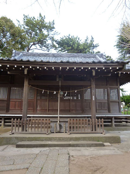 MAIN PHOTO:茂侶神社(東船橋)