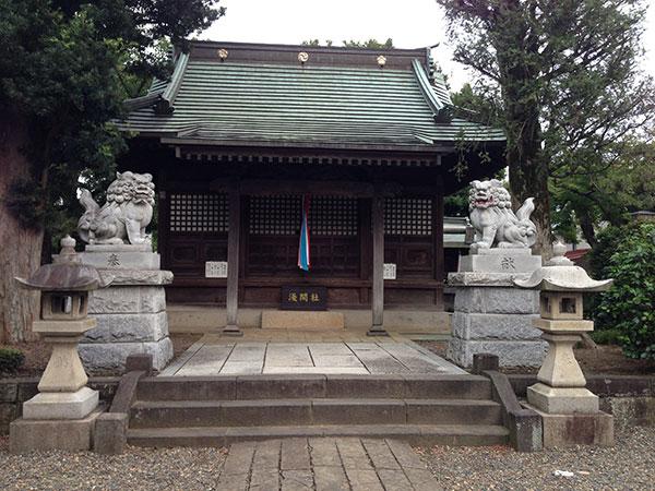 MAIN PHOTO:浅間神社(流山)