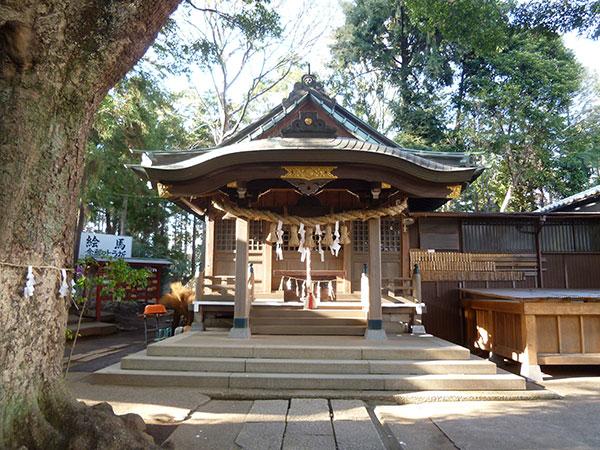 MAIN PHOTO:夏見 日枝神社