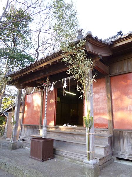 MAIN PHOTO:根神社
