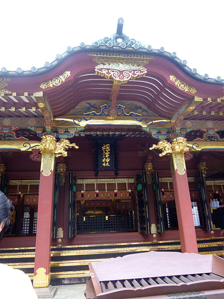 MAIN PHOTO:Nezu Shrine