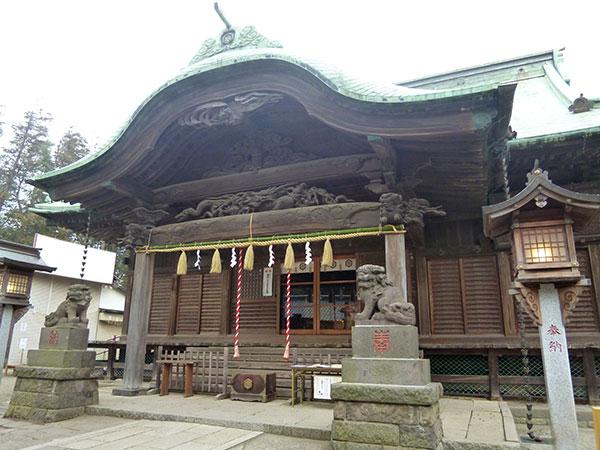MAIN PHOTO:二宮神社
