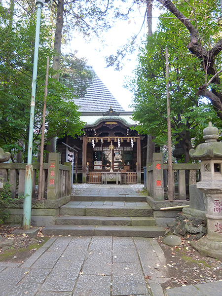 OTHER PHOTO:西久保八幡神社