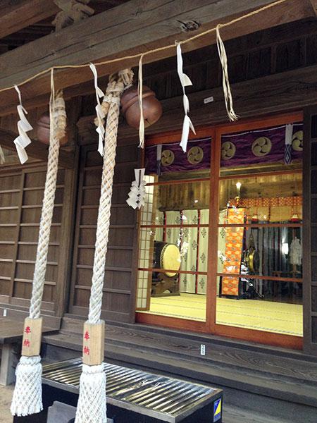 MAIN PHOTO:丹生神社(谷津)