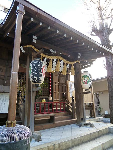 """MAIN PHOTO:太田姫稲荷神社[旧名:一口""""いもあらい""""稲荷]"""
