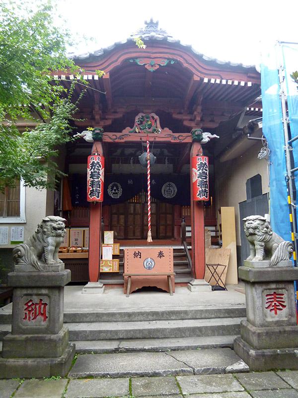 MAIN PHOTO:於岩稲荷(陽運寺)