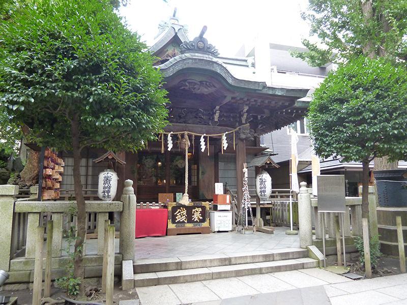 MAIN PHOTO:小野照崎神社