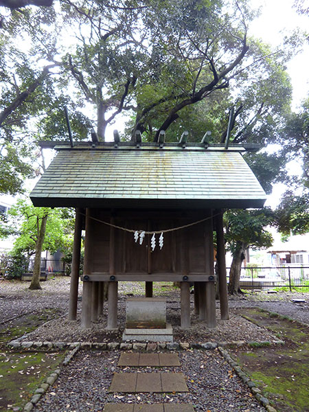 MAIN PHOTO:おりひめ神社(ニッケコルトンプラザ)