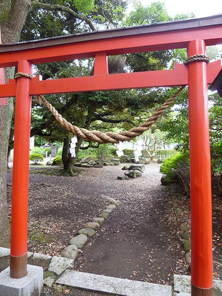 OTHER PHOTO:おりひめ神社(ニッケコルトンプラザ)