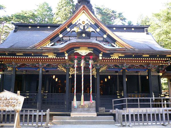 MAIN PHOTO:大崎八幡宮