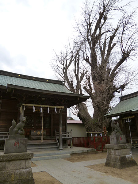 MAIN PHOTO:押切稲荷神社