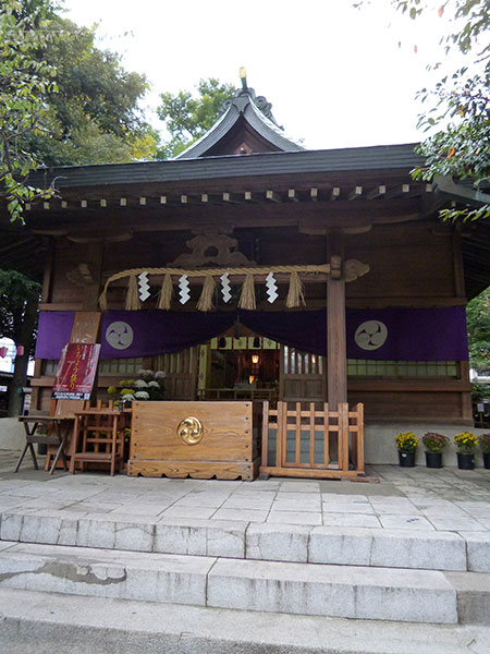 MAIN PHOTO:大塚天祖神社