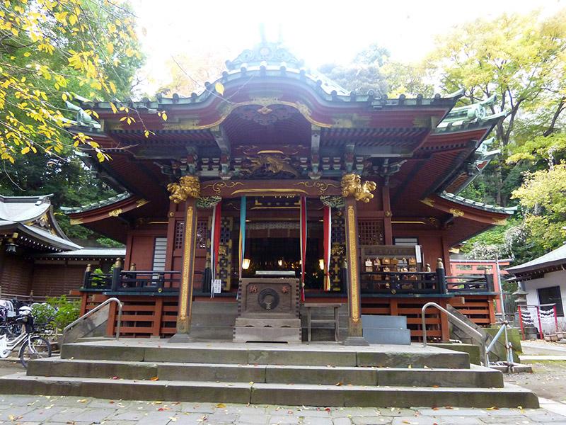 MAIN PHOTO:王子稲荷神社