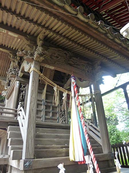 MAIN PHOTO:瀧蔵神社(千葉寺境内)