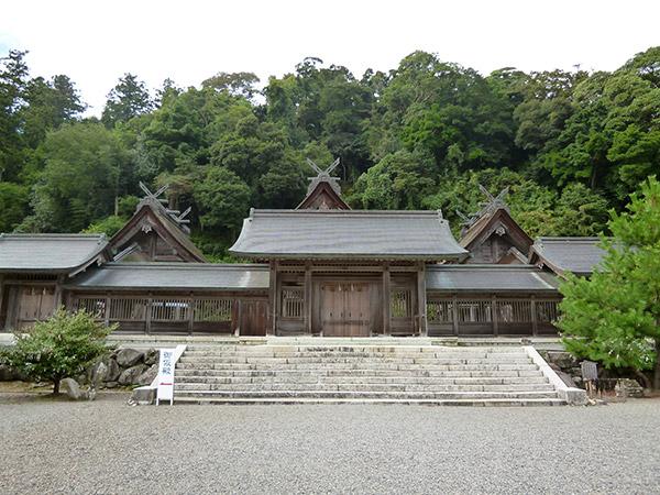 MAIN PHOTO:佐太神社
