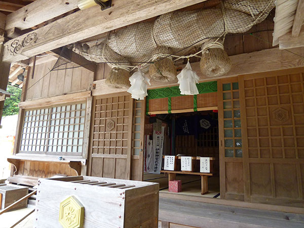MAIN PHOTO:佐香神社[松尾神社]