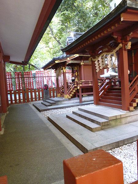 MAIN PHOTO:山王稲荷神社&八坂神社・猿田彦神社