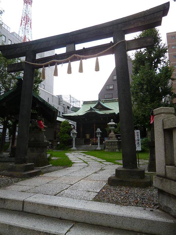 OTHER PHOTO:千束稲荷神社